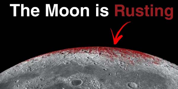 Penemuan Bulan Berkarat